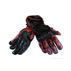 """Guanto Moto Pelle """"Burnout 06-0184"""" - Overside Hardwear"""