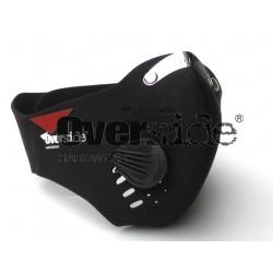 Mascherina Antismog Moto FFP1 -80% Polveri Sottili con Filtri Carboni Attivi