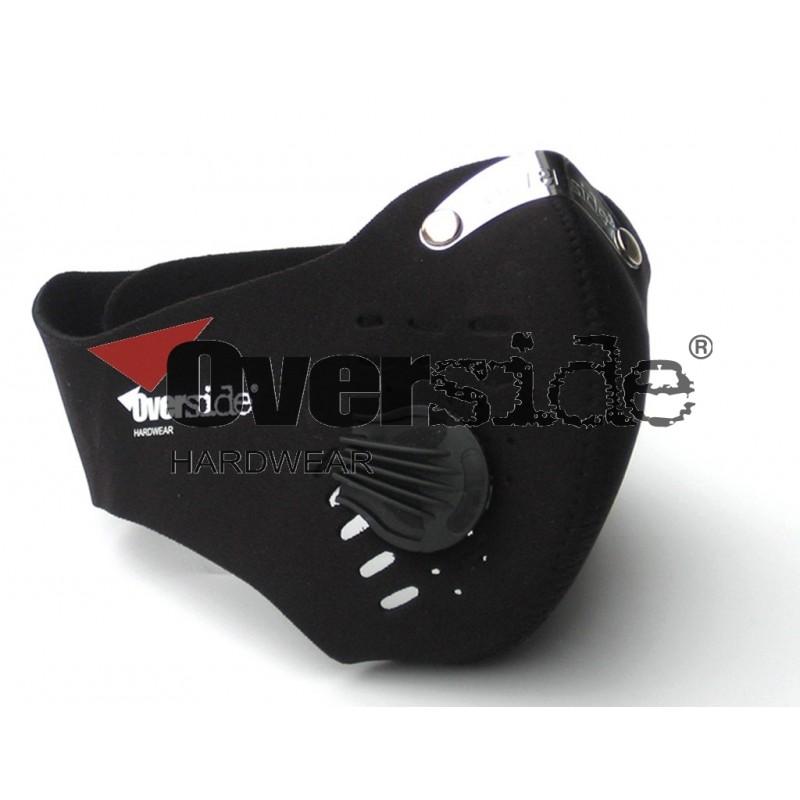vasta gamma di genuino gamma esclusiva Mascherina Antismog Moto FFP1 con Filtri Carboni Attivi Made ...